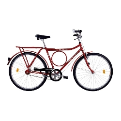 Bicicleta Houston A-26 S.forte Sf26f2m Verm