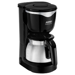 Cafeteira Arno New Perf.12xic Cafo Inox 127v